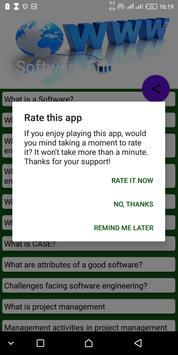 Software Engineering Q & A screenshot 1