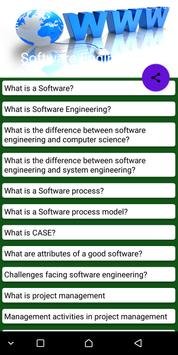 Software Engineering Q & A screenshot 2