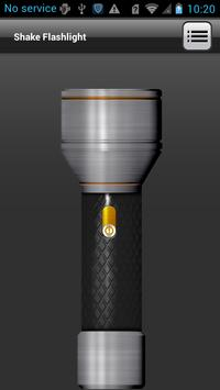 Shake Flashlight poster