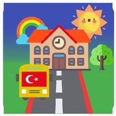 MySchool (Learn Turkish Language) icon