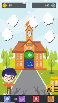 MySchool (Learn Turkish Language) poster