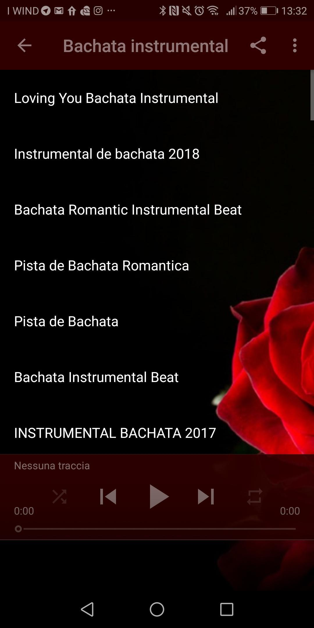 Bachata Radio: Music Mix e Instrumental Free for Android