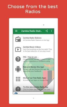 Zambia Radio Stations screenshot 4