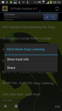 Easy Listening Radio Stations screenshot 2