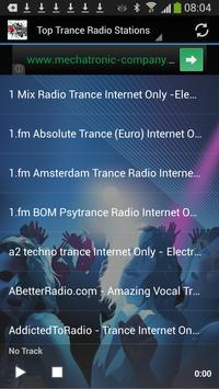 #1 Trance Music Radio Stations poster