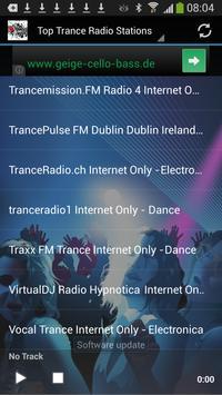 #1 Trance Music Radio Stations screenshot 1