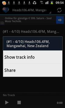 New Zealand Radio Music & News screenshot 2