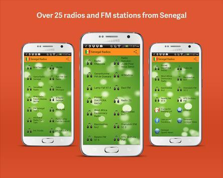 Senegal Radios screenshot 1