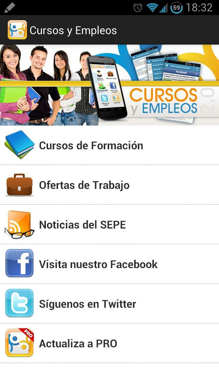 Cursos Gratis Del Inem Empleos For Android Apk Download