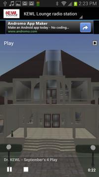 The KEWL Lounge screenshot 1