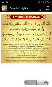 Sayyidul Istighfar screenshot 1