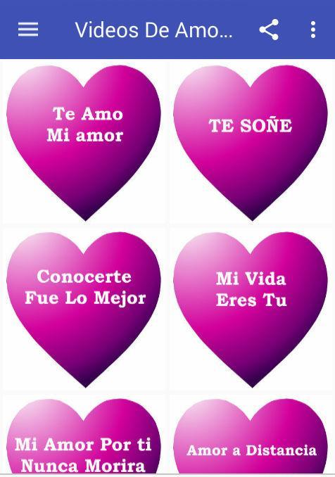 Videos De Amor Para Enamorados For Android Apk Download
