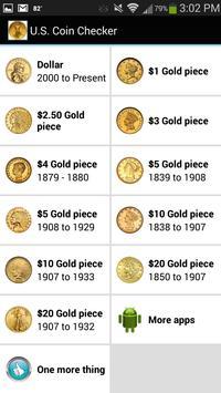 U.S. Coin Checker screenshot 2