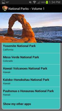 National Parks - Volume 1 screenshot 1