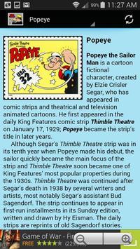Comics on Stamps screenshot 3