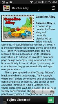 Comics on Stamps screenshot 2