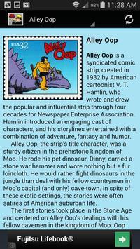 Comics on Stamps screenshot 4
