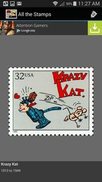 Comics on Stamps screenshot 5