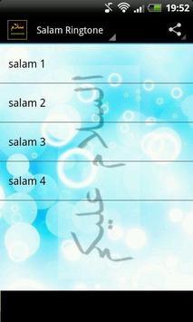 Salam Islamic Ringtone poster