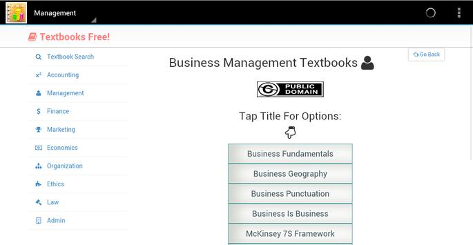 Learn Business Education Free screenshot 2