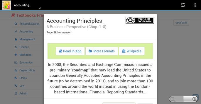 Learn Business Education Free screenshot 5