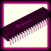 Microcontroller programs icon