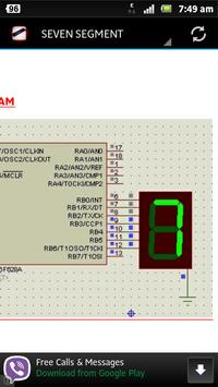 Microcontroller programs screenshot 2