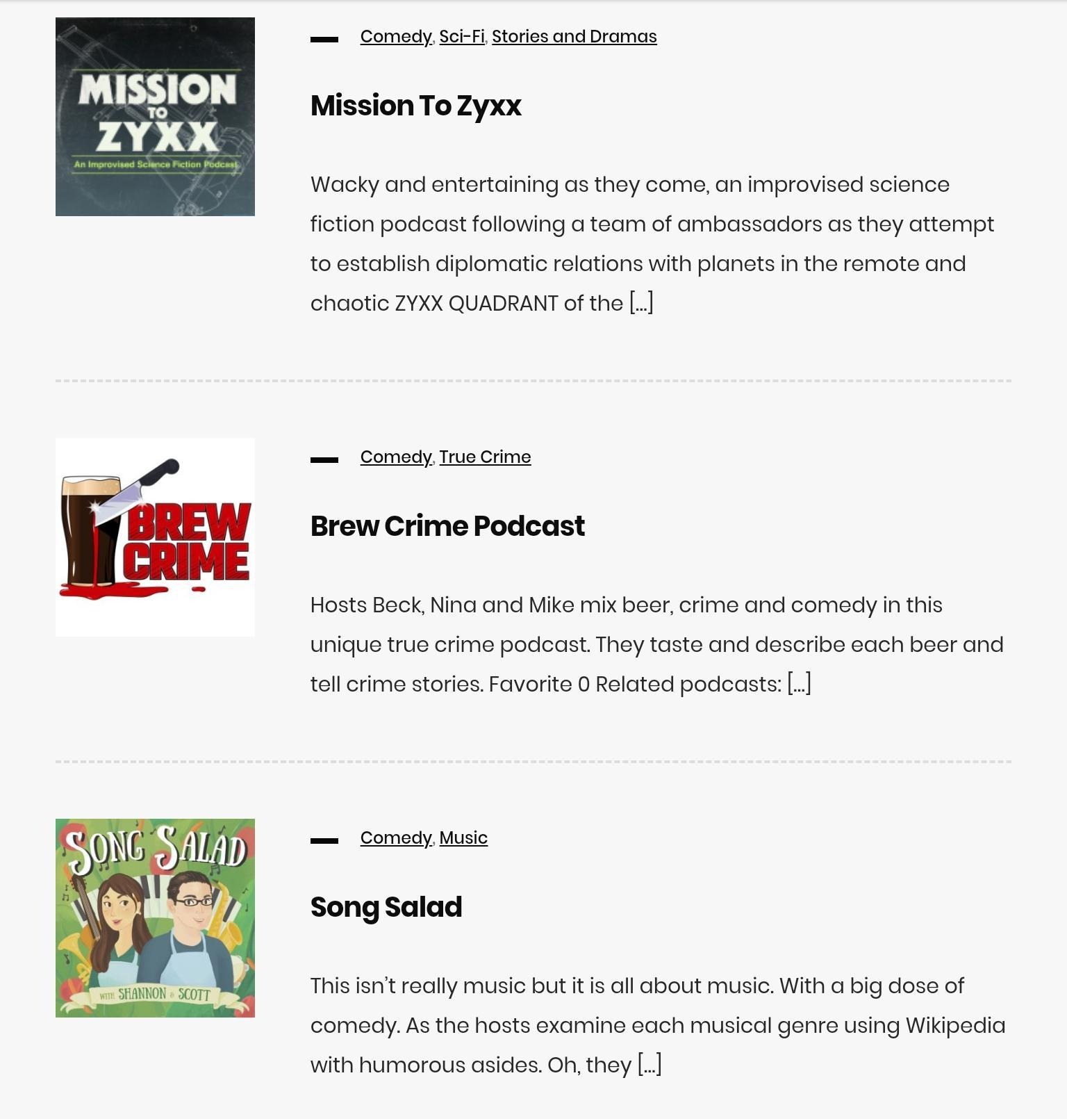 Comedy Podcast 2 0 for Android - APK Download