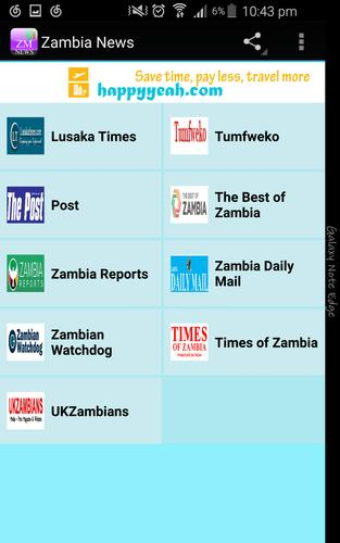 Zambia News for Android - APK Download