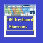100 Keyboard Shortcuts icon