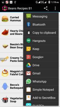 Beans Recipes B1 screenshot 9