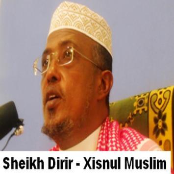 Xisnul Muslim poster
