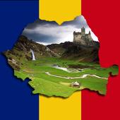 1001 Locuri în România icon