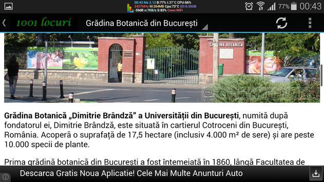 1001 Locuri în România screenshot 8
