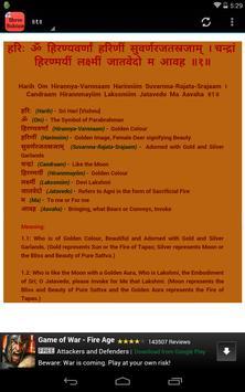 The Study Of The Shri Suktam screenshot 1