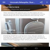 Umrah-Maqdis Tips icon