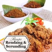RESEPI RENDANG & SERUNDING icon