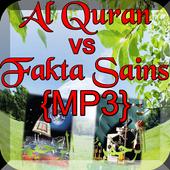 Al Quran VS Fakta Sains {MP3} icon