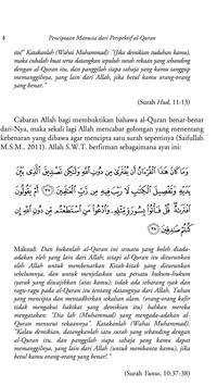 Al Quran VS Fakta Sains {MP3} screenshot 10