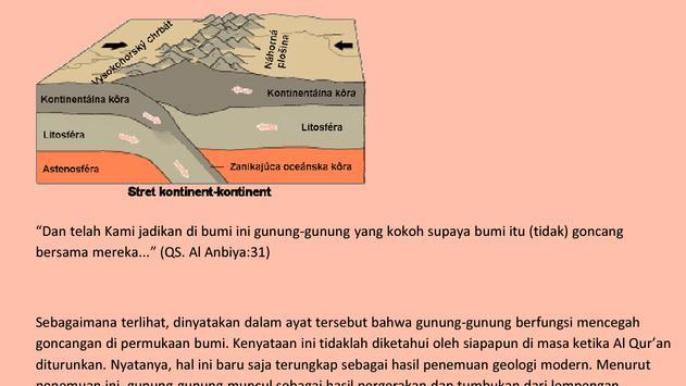 Al Quran VS Fakta Sains {MP3} screenshot 15
