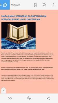 Al Quran VS Fakta Sains {MP3} screenshot 19