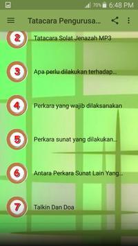 Tatacara Pengurusan Jenazah screenshot 1