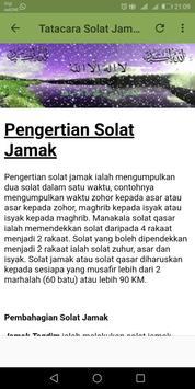 Solat Jamak & Qasar screenshot 2