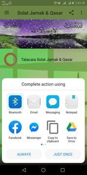 Solat Jamak & Qasar screenshot 8