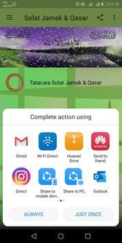Solat Jamak & Qasar screenshot 9