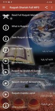 Ruqyah Shariah Full MP3 screenshot 11