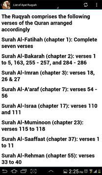 Ruqyah Shariah Full MP3 screenshot 18