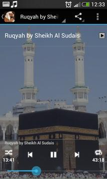 Ruqyah Shariah Full MP3 screenshot 1