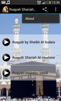 Ruqyah Shariah Full MP3 screenshot 5