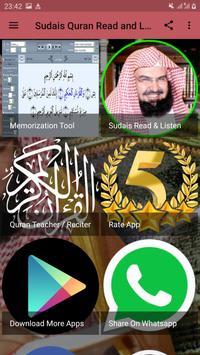 Sheikh Sudais Quran Read and Listen Offline screenshot 12